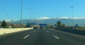 Tramo de Circunvalación de Granada.
