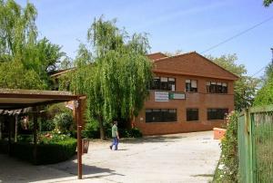 Colegio Eugenia de Montijo.