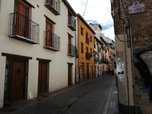 Las calles se encuentran en el entorno de Elvira.