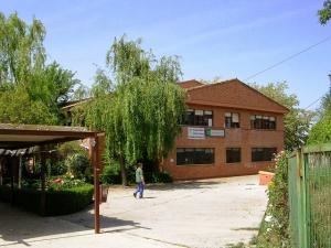 Colegio Eugenia de Montijo, en la capital, que será bilingüe en inglés.