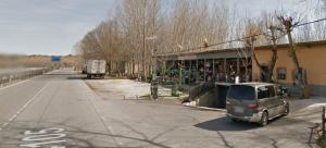 Área de servicio del Río Fardes, junto a la A-92.