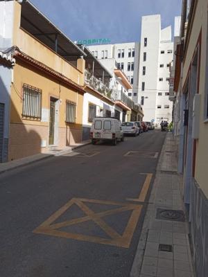Imagen de la calle Ambrosio Morales de Motril.