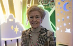 María Antonia Pérez, la empresaria solidaria con su pueblo.