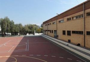 Instituto La Zafra, en Motril.