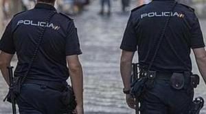 Agentes de Policía en una foto de archivo.
