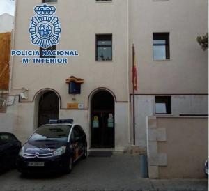 Comisaría de la Plaza de los Campos.