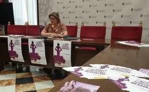 Ana Muñoz informa del Punto Violeta.