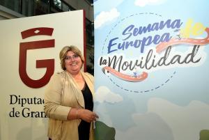 Ana Muñoz informa de actuaciones por la Semana de la Movilidad.