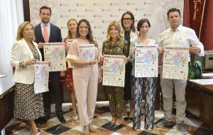 Presentación de la Pasarela Solidaria.