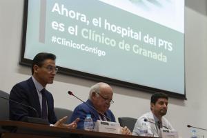 Presentación de la campaña 'Clínicocontigo'
