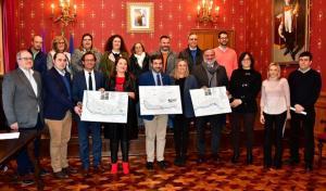 Firma del acuerdo entre Junta y Ayuntamiento de Loja.