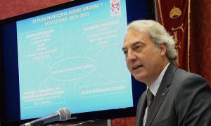 Presentación del plan sobre drogas y adicciones de la capital.