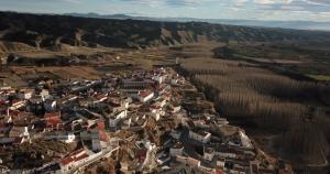 Vista de Castilléjar.