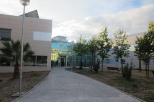 Residencia de mayores de Maracena.