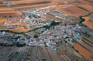 Vista de Ventas de Huelma.