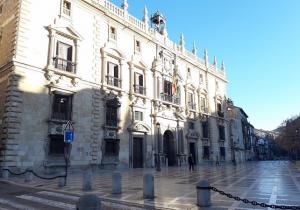 Real Chancillería, sede del Tribunal Superior de Justicia de Andalucía.