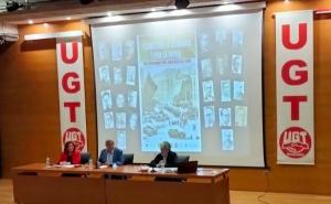 Presentación del libro en Granada.