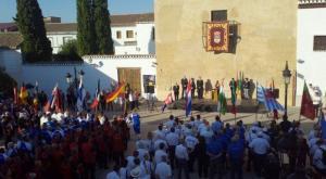 Acto de inauguración del campeonato.
