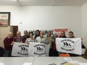 Granada Abierta está integrada por una veintena de colectivos.