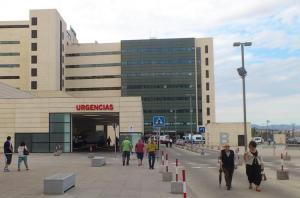 Los heridos han sido trasladados al Hospital San Cecilio.
