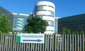 Hospital Clínico San Cecilio.