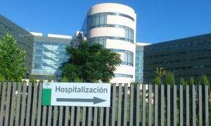 Las hospitalizaciones Covid superan este sábado el centenar en Granada.