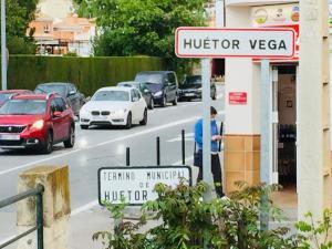 Huétor Vega es una de las localidades obligadas a cumplir cierre perimetral desde este jueves.