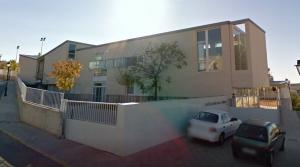 Instituto Escultor Sánchez Mesa de Otura.