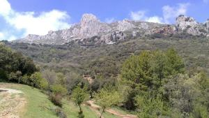 Vista del Parque Natural de la Sierra de Huétor.