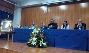 Acto por el 25º aniversario del instituto Francisco Ayala.