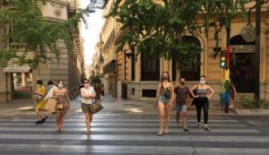 Por primera vez, la incidencia en Granada está por debajo de la media andaluza.
