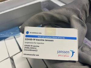 Vacunas de Janssen.