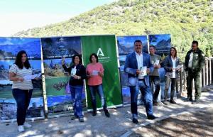 Presentación de las actividades en los parques naturales.