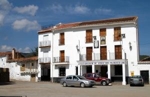 Ayuntamiento de Jérez del Marquesado.