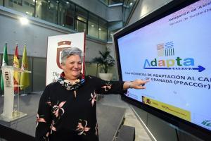 Presentación del proyecto Adapta.