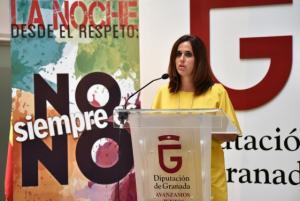 Irene Justo.