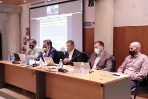 Imagen de la jornada organizada por Colegio Oficial de Aparejadores y Arquitectos Técnicos de Granada.