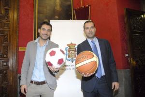 Eduardo Castillo y Óscar Fernández-Arenas.