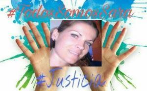 Una de las imágenes de la campaña que reclama Justicia para Sara.
