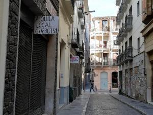 Locales en alquiler en el centro de Granada.