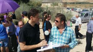 Manuel Morales y Juan Miguel Garrido.
