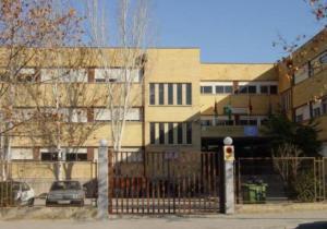 Instituto Mariana Pineda, en el Zaidín.