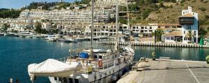Imagen de archivo del Puerto Marina del Este.