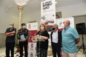 La diputada Fátima Gómez ha presentado este jueves las jornadas.