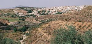 Vista de Moraleda de Zafayona.