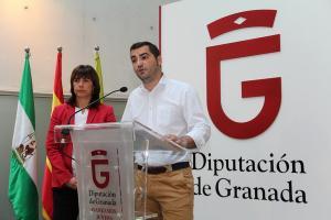 Antonio Tejada presenta la Red de Municipios Accesibles.