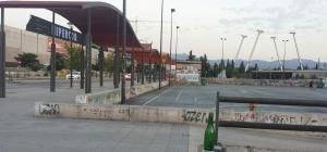 El recinto del botellódromo se vallará provisionalmente para garantizar que se cumple con su clausura.