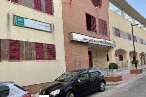 Centro de salud de la localidad.