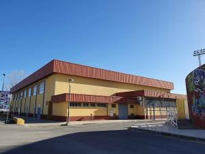 Las pruebas se harán en el polideportivo municipal.