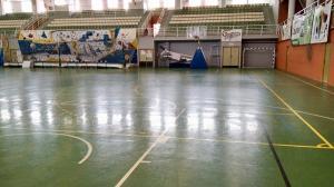 Pabellón deportivo de Motril.